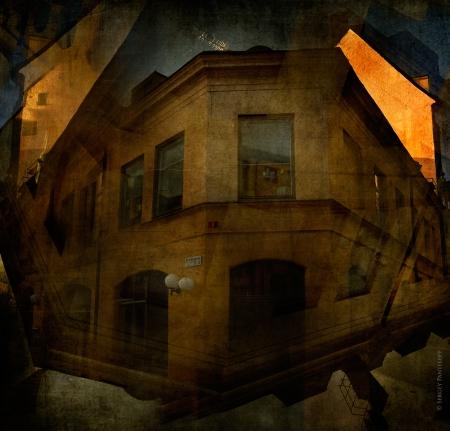 По пути к дому Карлсона, который живёт на крыше